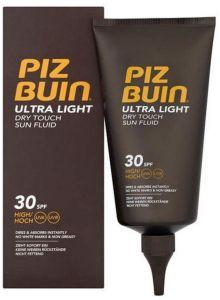 Piz Buin Ultra Light Dry Touch Sun Fluid SPF30 (150mL)