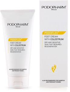 Podopharm Podoflex Foot Cream with Colostrum (75mL)