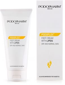 Podopharm Podoflex Foot Cream with Lipids (75mL)