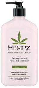 Hempz Pomegranate Herbal Body Moisturizer (500mL)