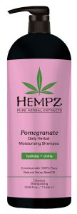 Hempz Pomegranate Daily Moisturizing Herbal Shampoo (1000mL)