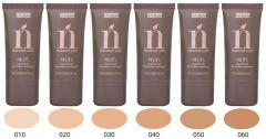 Pupa Natural Side Foundation (30mL)