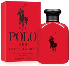 Ralph Lauren Polo Red EDT (75mL)