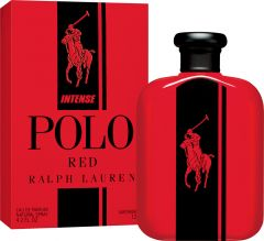 Ralph Lauren Polo Red Intense EDP (125mL)