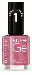 Rimmel London Super Gel Nail Polish (12mL)