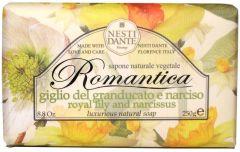 Nesti Dante Soap Romantica Lily & Narcissus (250g)