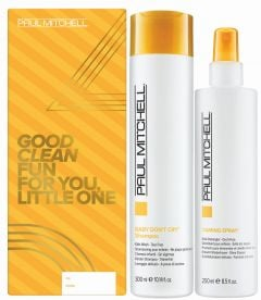 Paul Mitchell Baby Don't Cry Gift Set