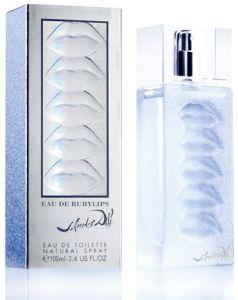 Salvador Dali Eau De Ruby Lips EDT (30mL)