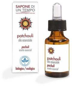 Sapone Di Un Tempo Patchouli Essential Oil (15mL)