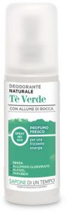 Sapone Di Un Tempo Anti-Odorant Spray Green Tea(100mL)