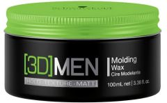 Schwarzkopf Professional 3D Men Molding Wax (100mL)