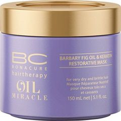 Schwarzkopf Professional Bonacure Oil Miracle Barbary Fig Oil & Keratin Restorative Mask