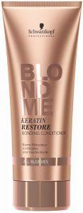 Schwarzkopf Professional Blond Me Keratin Restore Bonding Conditioner (200mL)