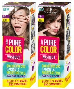 Schwarzkopf #Pure Color Washout