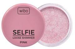 Wibo Selfie Loose Shimmer (2g) Pink