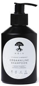 Hoia Homespa Organic Shampoo Peppermint & Bergamot (200mL)