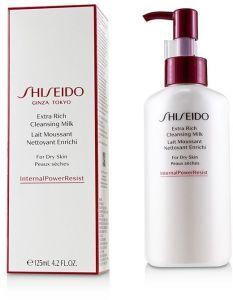 Shiseido Extra Rich Cleansing Milk (125mL)