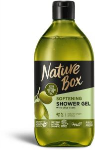 Nature Box Shower Gel With Olive Oil (385mL)