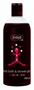 Ziaja Kids Bath & Shower Gel Bubble Cola (500mL)
