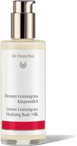 Dr. Hauschka Lemon-lemongrass Vitalising Body Milk  (145mL)
