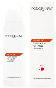 Podopharm Skinflex Foamy Serum for Hands and Nails (125mL)