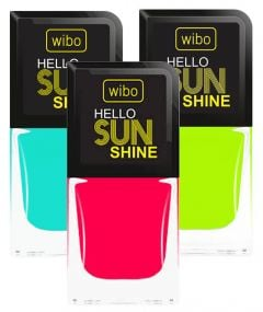 Wibo Hello Sun Shine Nail Polish (8,5mL)