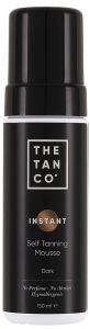 The Tan Co. Self-Tanning Mousse (150mL) Instant/Dark