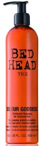 Tigi Bed Head Colour Care Colour Goddess Shampoo (400mL)