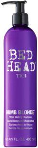 Tigi Bed Head Colour Care Purple Toning Shampoo (400mL)
