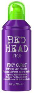 Tigi Bed Head Foxy Curls Extreme Curl Mousse (250mL)