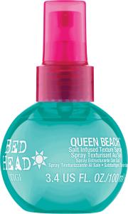 Tigi Bed Head Queen Beach Salt Infused Texture Spray (100mL)