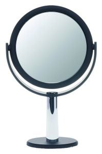 Casuelle Deluxe Standing Mirror, Normal + 10x Magnifying, Ø14,5cm, Height 29cm
