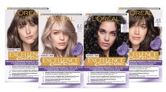 L'Oreal Paris Excellence Cool Creme Permanent Hair Color With Triple Care