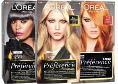 L'Oreal Paris Preference Permanent Hair Color