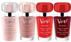 Pupa Vamp! Nail Polish Red (9mL)