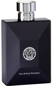 Versace Pour Homme Hair and Body Shampoo (250mL)