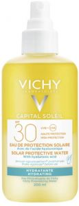 Vichy Capital Soleil Solar Protective Water SPF30 Hydrating (200mL)
