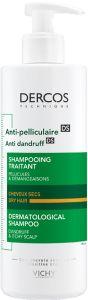 Vichy Dercos Anti-Dandruff Shampoo (390mL)