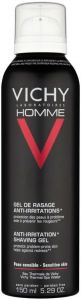 Vichy Homme Anti-Irritation Shaving Gel (150mL)