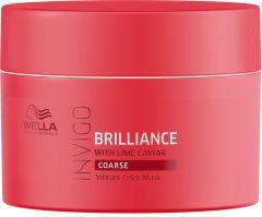 Wella Professionals Invigo Color Brilliance Vibrant Color Mask, Coarse hair