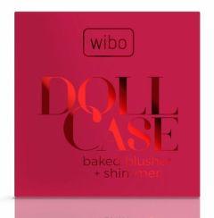 Wibo Doll Case Blusher & Shimmer (12g)