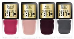 Wibo Incredible Gel Nail Polish (8,5mL)