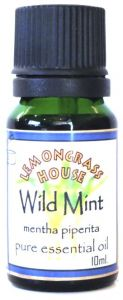Lemongrass House Essential Oil (10mL) Wild Mint
