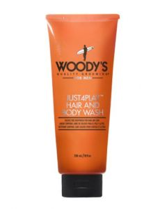 Woody's Just4play Hair And Body Wash (296mL)
