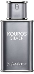 Yves Saint Laurent Kouros Silver EDT (100mL)