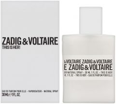 Zadig & Voltaire This is Her! EDP (30mL)