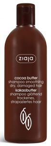 Ziaja Cocoa Butter Shampoo Smoothing (400mL)