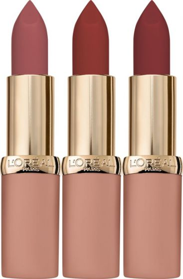 LOreal Paris Color Riche Ultra Matte Nude Lipstick
